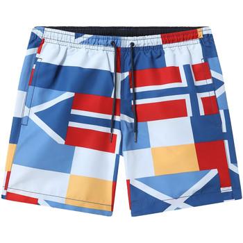 Odjeća Muškarci  Kupaći kostimi / Kupaće gaće Napapijri NP0A4EC8 Plava