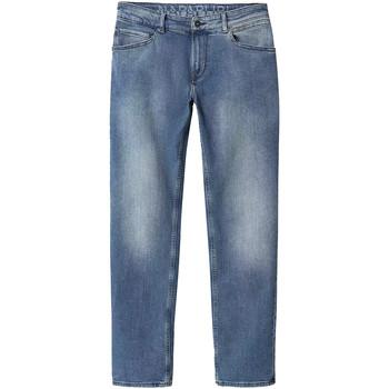 Odjeća Muškarci  Slim traperice Napapijri NP0A4EC9 Plava