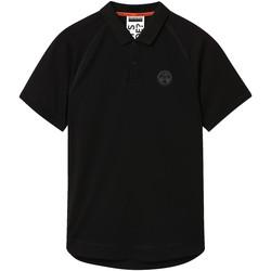 Odjeća Muškarci  Polo majice kratkih rukava Napapijri NP0A4E8Q Crno