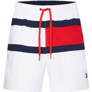 Odjeća Muškarci  Kupaći kostimi / Kupaće gaće Tommy Hilfiger UM0UM01070 Bijela