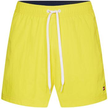 Odjeća Muškarci  Kupaći kostimi / Kupaće gaće Tommy Hilfiger UM0UM01080 Žuta boja