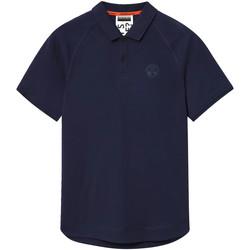 Odjeća Muškarci  Polo majice kratkih rukava Napapijri NP0A4E8Q Plava
