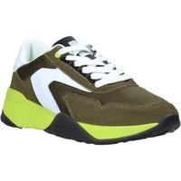 Obuća Muškarci  Niske tenisice Lumberjack SM81511 001 V43 Zelena