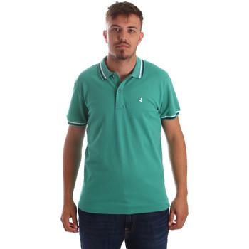 Odjeća Muškarci  Polo majice kratkih rukava Navigare NV82077 Zelena
