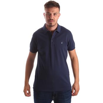 Odjeća Muškarci  Polo majice kratkih rukava Navigare NV82097 Plava