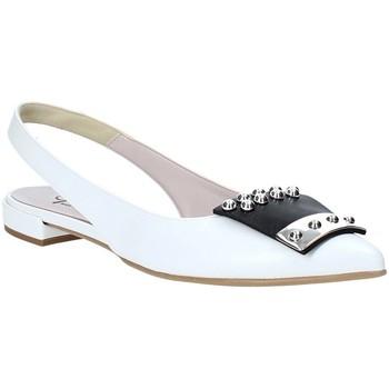 Obuća Žene  Sandale i polusandale Grace Shoes 521011 Bijela