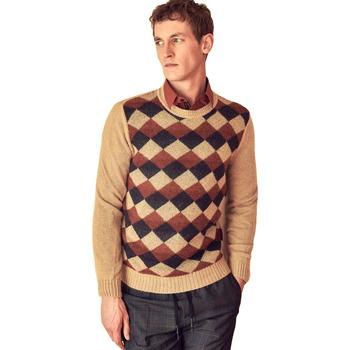 Odjeća Muškarci  Puloveri Antony Morato MMSW00855 YA400113 Bež