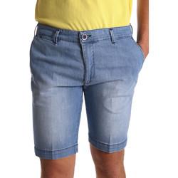 Odjeća Muškarci  Bermude i kratke hlače Sei3sei PZV132 7118 Plava