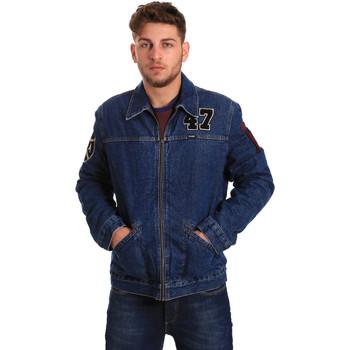 Odjeća Muškarci  Traper jakne Wrangler W4580512L Plava
