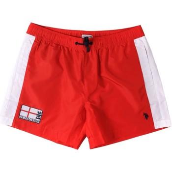 Odjeća Muškarci  Kupaći kostimi / Kupaće gaće U.S Polo Assn. 45282 41393 Crvena