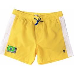Odjeća Muškarci  Kupaći kostimi / Kupaće gaće U.S Polo Assn. 45282 41393 Žuta boja
