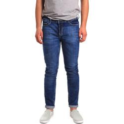 Odjeća Muškarci  Slim traperice U.S Polo Assn. 44961 51321 Plava