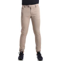 Odjeća Muškarci  Chino hlačei hlače mrkva kroja Antony Morato MMTR00387 FA800060 Siva