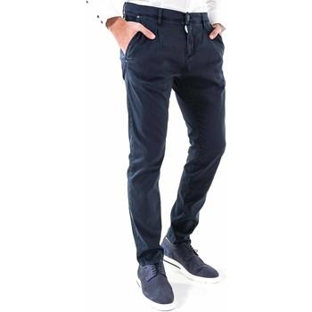 Odjeća Muškarci  Chino hlačei hlače mrkva kroja Antony Morato MMTR00378 FA800077 Plava