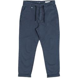 Odjeća Muškarci  Chino hlačei hlače mrkva kroja Antony Morato MMTR00379 FA800060 Plava