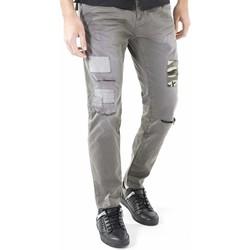 Odjeća Muškarci  Hlače Antony Morato MMTR00378 FA760024 Siva
