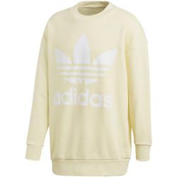 Odjeća Muškarci  Sportske majice adidas Originals CW1239 Žuta boja