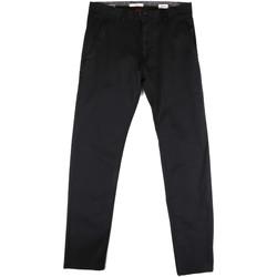 Odjeća Muškarci  Chino hlačei hlače mrkva kroja Gaudi 811FU25033 Plava
