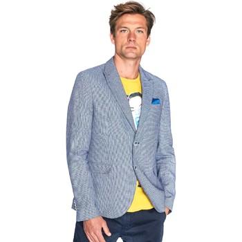 Odjeća Muškarci  Jakne i sakoi Gaudi 811FU35035 Plava