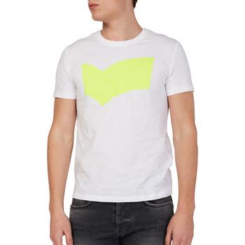 Odjeća Muškarci  Majice kratkih rukava Gas 542973 Bijela