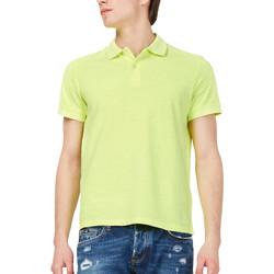 Odjeća Muškarci  Polo majice kratkih rukava Gas 310174 Žuta boja