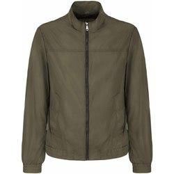 Odjeća Muškarci  Kratke jakne Geox M8221R T2466 Zelena