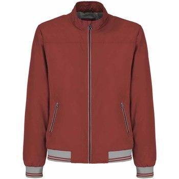 Odjeća Muškarci  Kratke jakne Geox M8221U T2414 Crvena
