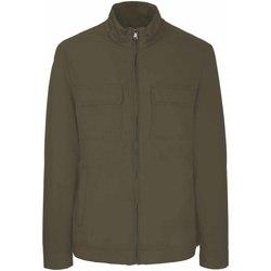 Odjeća Muškarci  Kratke jakne Geox M8221Y T2468 Zelena