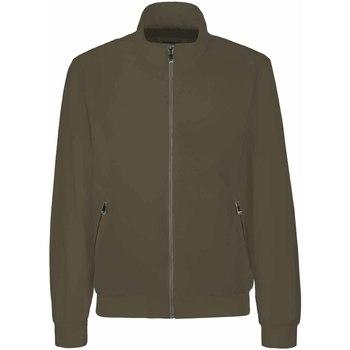 Odjeća Muškarci  Kratke jakne Geox M8221X T2468 Zelena