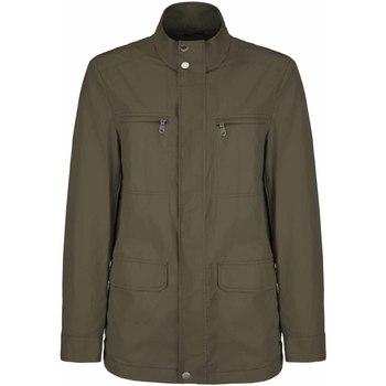 Odjeća Muškarci  Parke Geox M8221Z T2468 Zelena