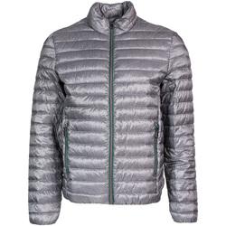 Odjeća Muškarci  Pernate jakne Geox M8225A T2462 Siva