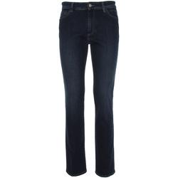 Odjeća Muškarci  Slim traperice NeroGiardini P870110U Plava