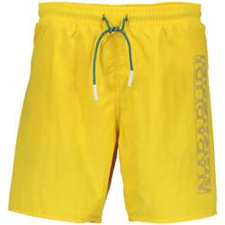 Odjeća Muškarci  Kupaći kostimi / Kupaće gaće Napapijri N0YHST Žuta boja