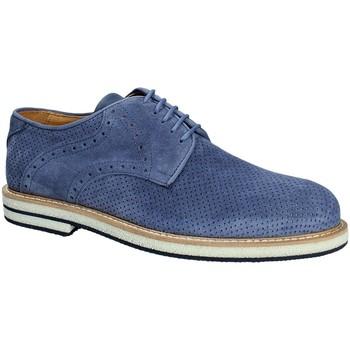 Obuća Muškarci  Derby cipele Exton 671 Plava