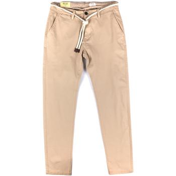 Odjeća Muškarci  Chino hlačei hlače mrkva kroja Impure ALEX-215 Bež