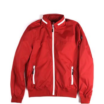 Odjeća Muškarci  Kratke jakne Key Up 270KJ 0001 Crvena