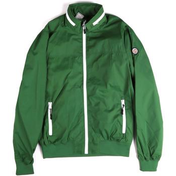 Odjeća Muškarci  Kratke jakne Key Up 270KJ 0001 Zelena