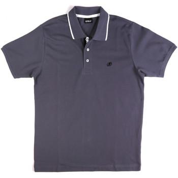 Odjeća Muškarci  Polo majice kratkih rukava Key Up 2Q711 0001 Plava