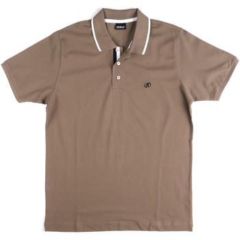 Odjeća Muškarci  Polo majice kratkih rukava Key Up 2Q711 0001 Siva