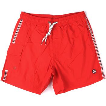 Odjeća Muškarci  Kupaći kostimi / Kupaće gaće Key Up 2H16X 0001 Crvena