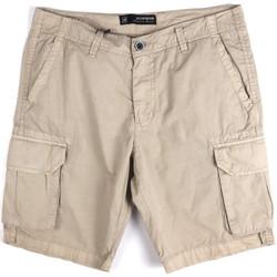 Odjeća Muškarci  Bermude i kratke hlače Key Up 2P16A 0001 Siva