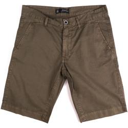 Odjeća Muškarci  Bermude i kratke hlače Key Up 2A01P 0001 Smeđa