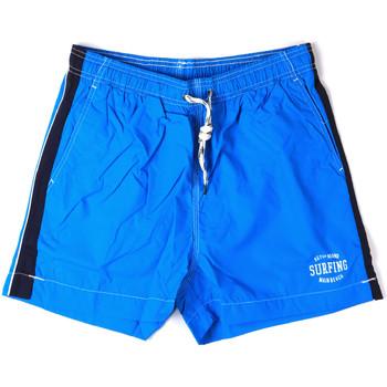Odjeća Muškarci  Kupaći kostimi / Kupaće gaće Key Up 2H17X 0001 Plava