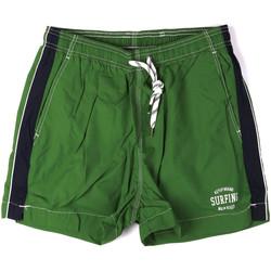Odjeća Muškarci  Kupaći kostimi / Kupaće gaće Key Up 2H17X 0001 Zelena