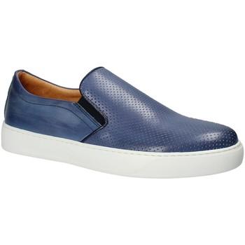 Obuća Muškarci  Slip-on cipele Exton 515 Plava