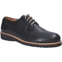 Obuća Muškarci  Derby cipele Exton 886 Crno