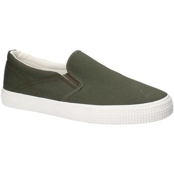 Obuća Muškarci  Slip-on cipele Gas GAM810165 Zelena