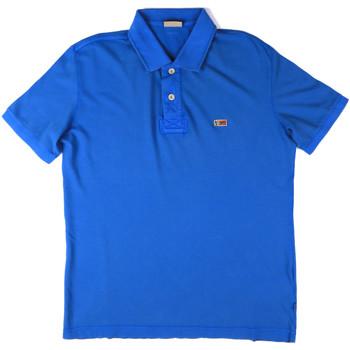 Odjeća Muškarci  Polo majice kratkih rukava Napapijri N0YHDX Plava