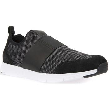 Obuća Muškarci  Slip-on cipele Geox U822DB 06K43 Crno