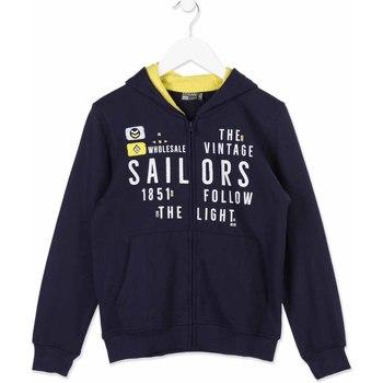 Odjeća Djeca Sportske majice Losan 813-6650AA Plava
